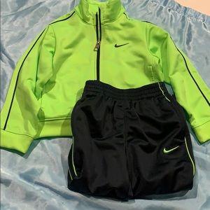 Adidas 2T boy's tracksuit